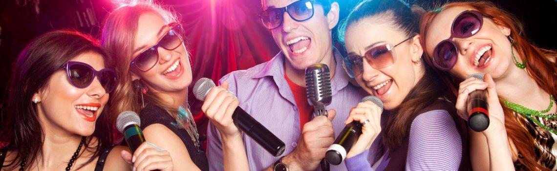 Karaoke Wednesdays!